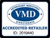 VMD Accredited Retailer logo